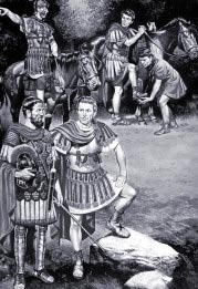 Roman Officers